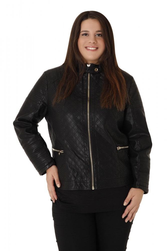 Ένα από τα πιο βασικά κομμάτια μιας γκαρνταρόμπας είναι σίγουρα ένα κοντό  μαύρο jacket! Κλασσικό και διαχρονικό 605d138a08f