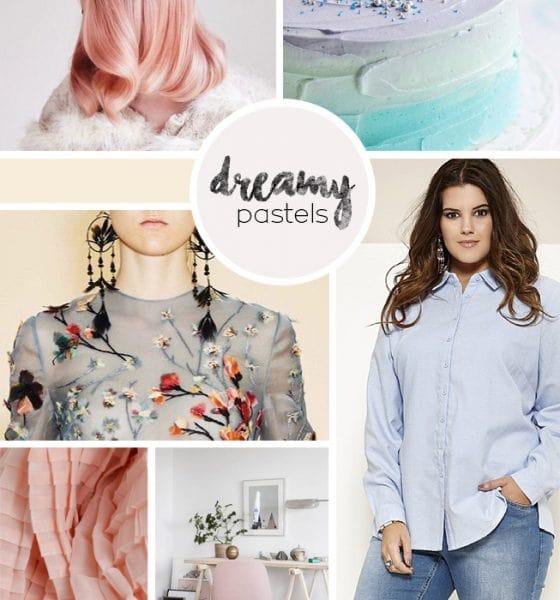Dreamy Pastels – Η Τάση Που Λατρεύουμε!