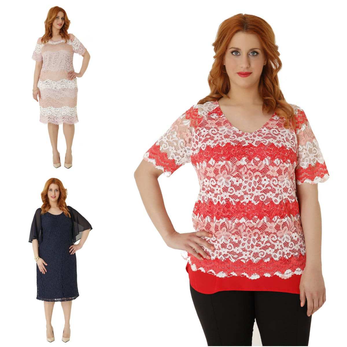 lace stories easter plus size style parabita