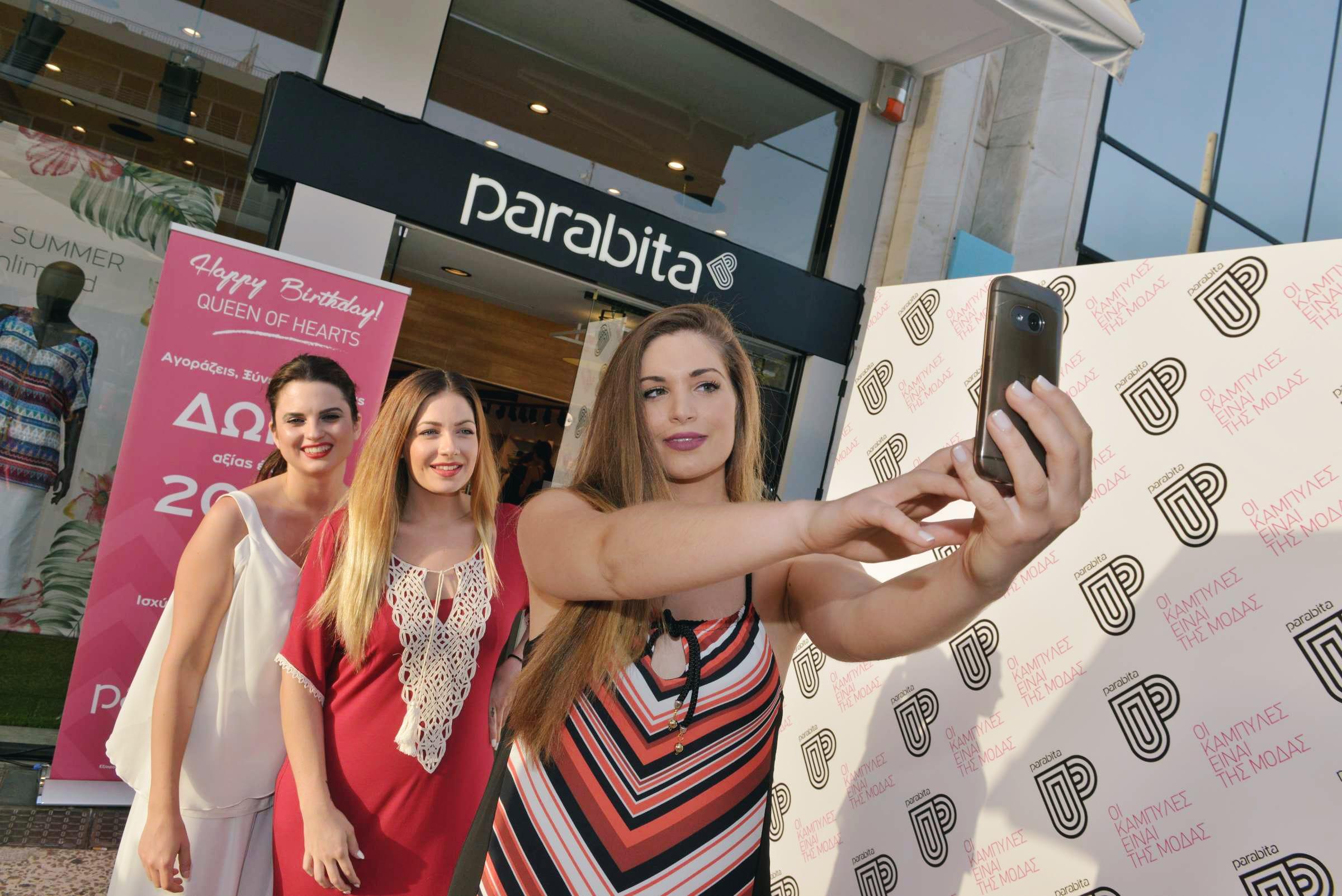 Shopping Celebration Parabita Event