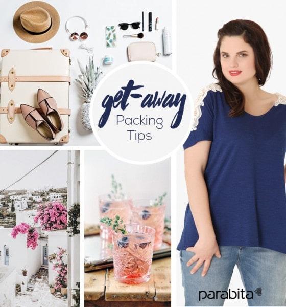 Βαλίτσα τριημέρου | 2+1 Outfit Inspirations