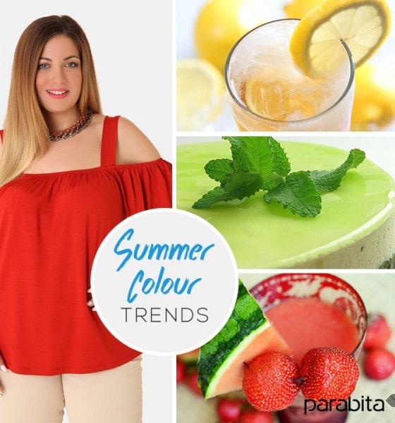 Χρώμα Καλοκαιριού | Οι τάσεις για το καλοκαίρι 2016