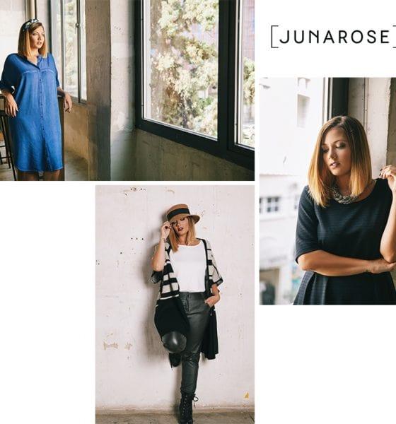 JUNAROSE | Nέο Brand στην Parabita