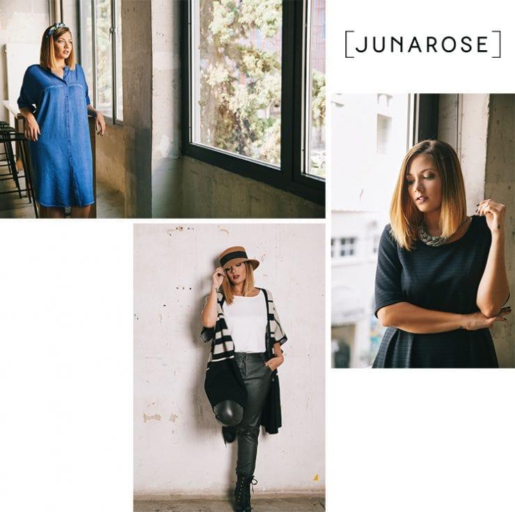 Junarose - Νέο Brand στην Parabita