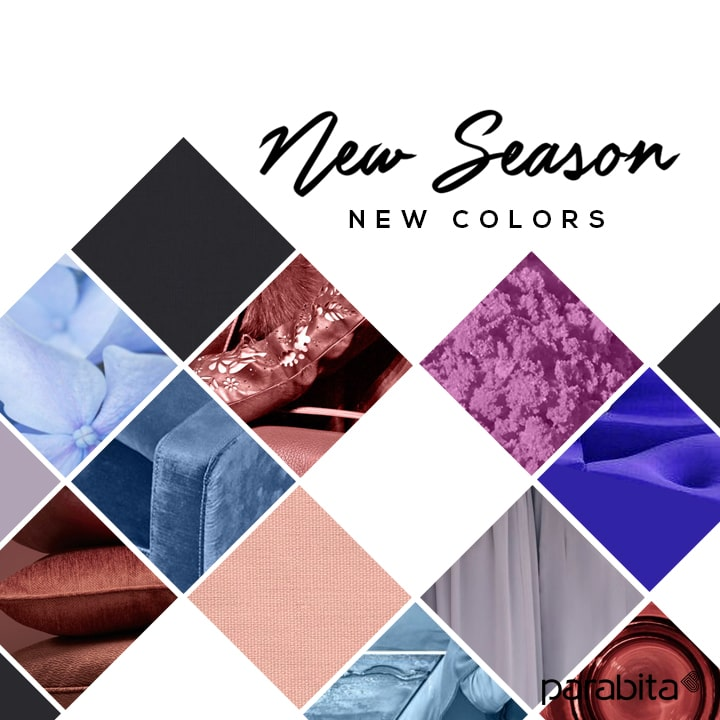 new season, new colors - fall 2016