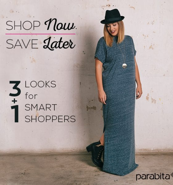 Shop Now Save Later| 3+1 Looks for Smart Shoppers