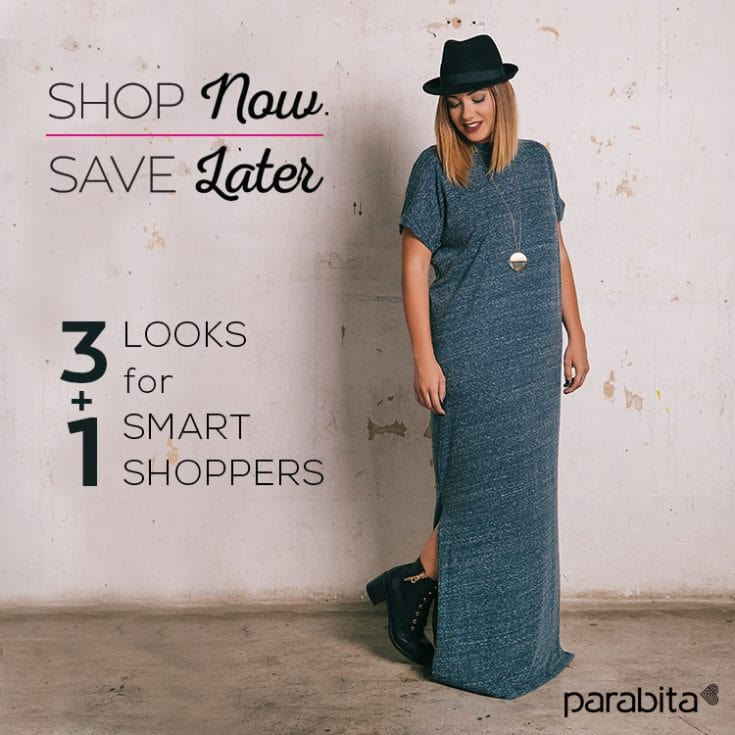 Shop Now Save Later - Looks for smar shoppers