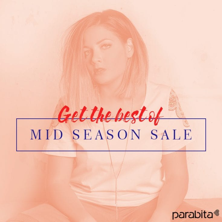 mid season sale looks