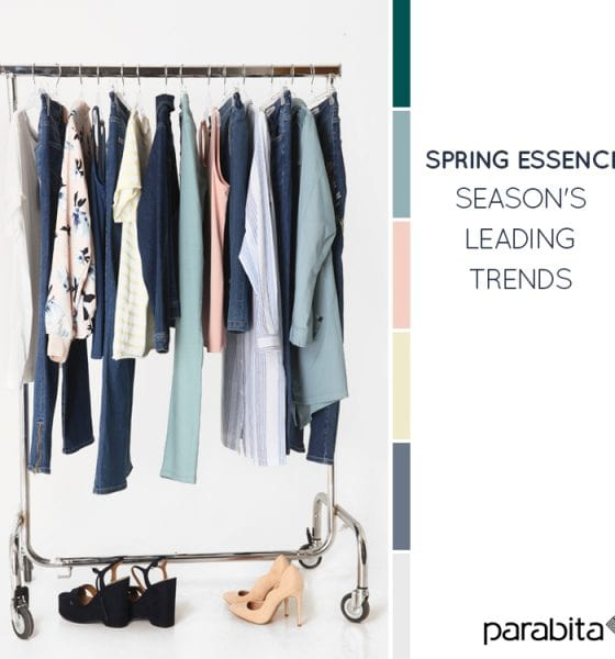 Spring Essence | 3 κυρίαρχες τάσεις της Άνοιξης