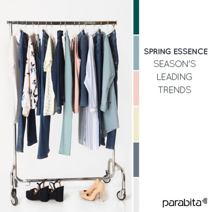 Spring's leading trends