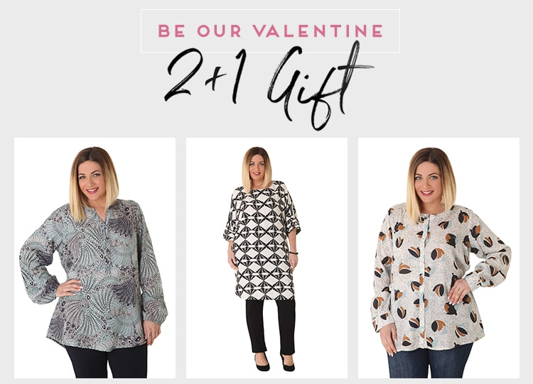 Be our Valentine 2+1 - For the Love of Prints