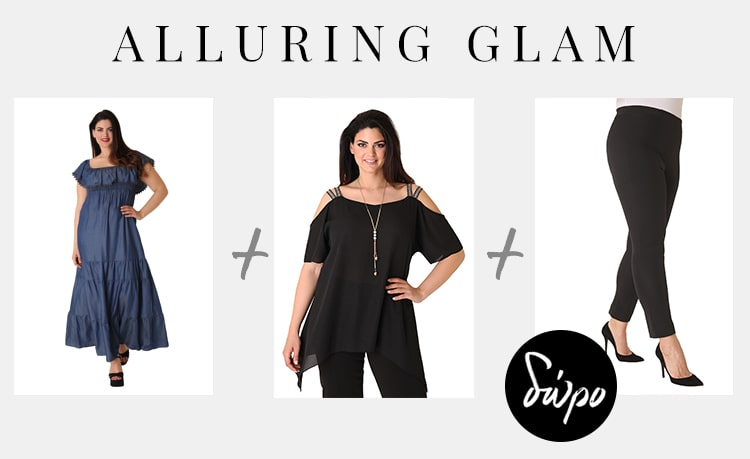 Alluring glam - 2+1