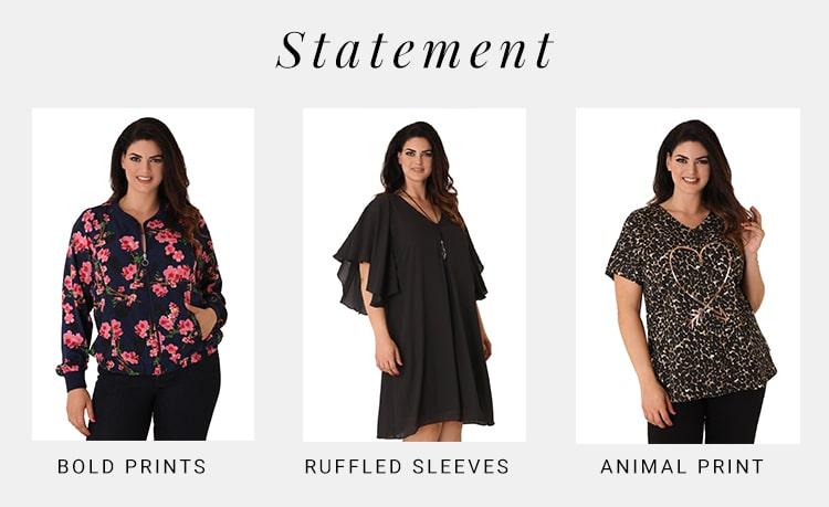 Statement - Fashion Terminology