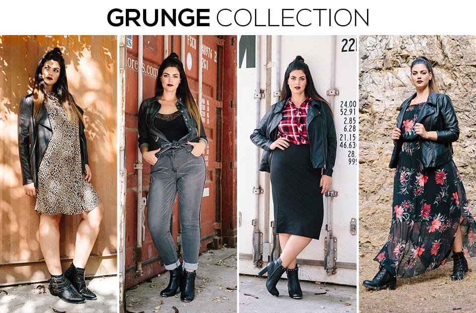 glam grunge by parabita