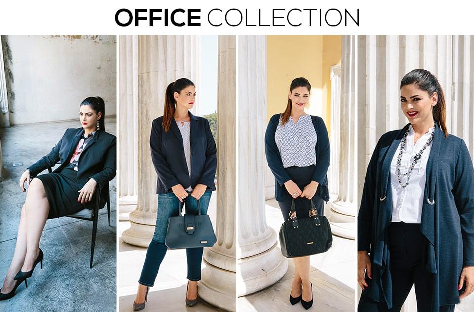 office wear by Parabita