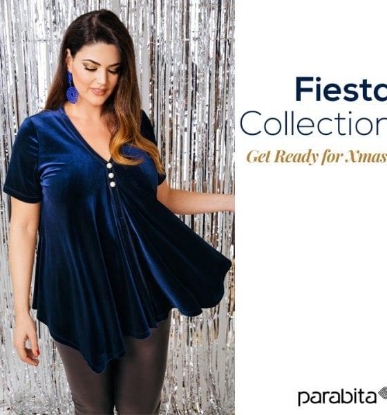 Fiesta Collection | Εκθαμβωτική και αυτές τις γιορτές!
