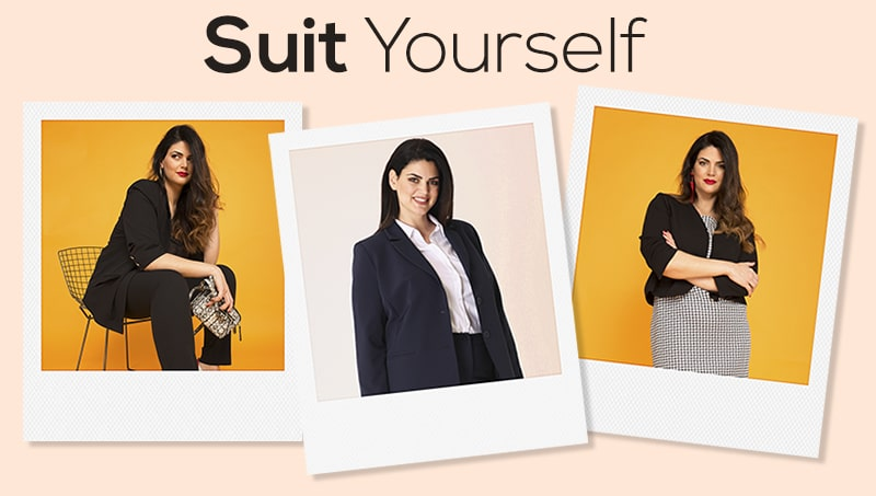 Suit Yourself Collection
