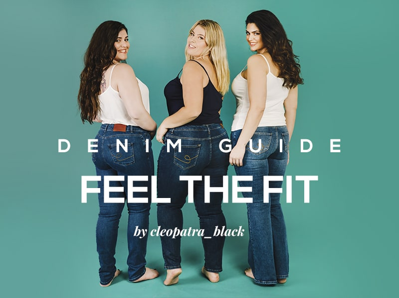 DENIM feel the fit