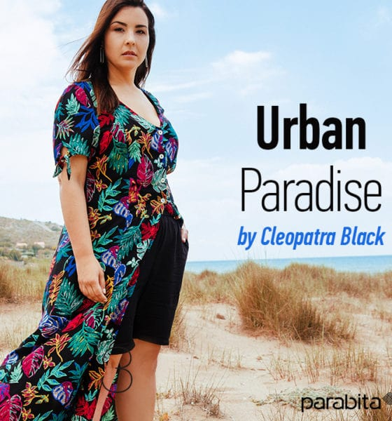 Urban Paradise collection by Cleopatra Black!