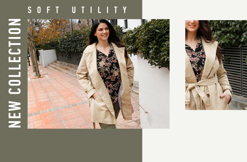 Soft Utility New Collection Parabita