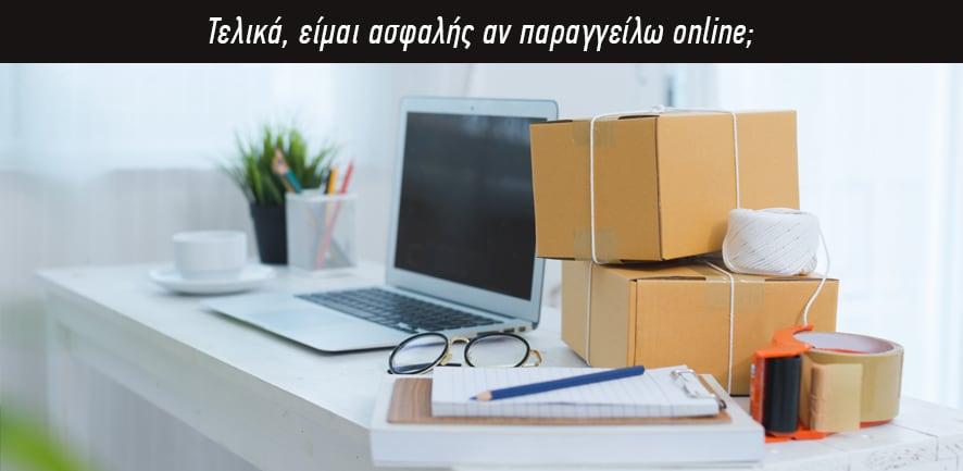 Coronavirus Online Shopping
