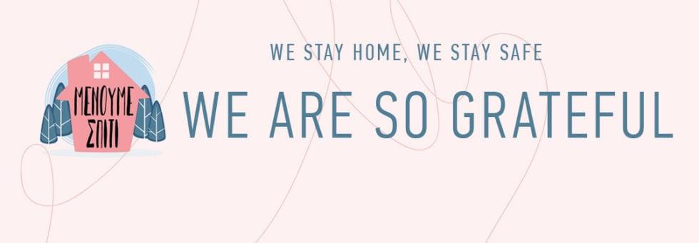 We are so grateful