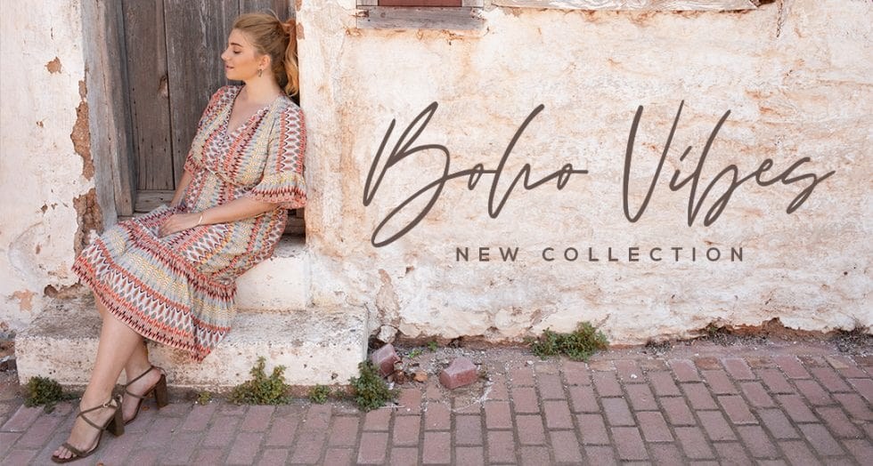 Boho Vibes new collection