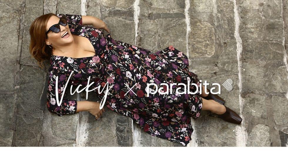Vicky X Parabita