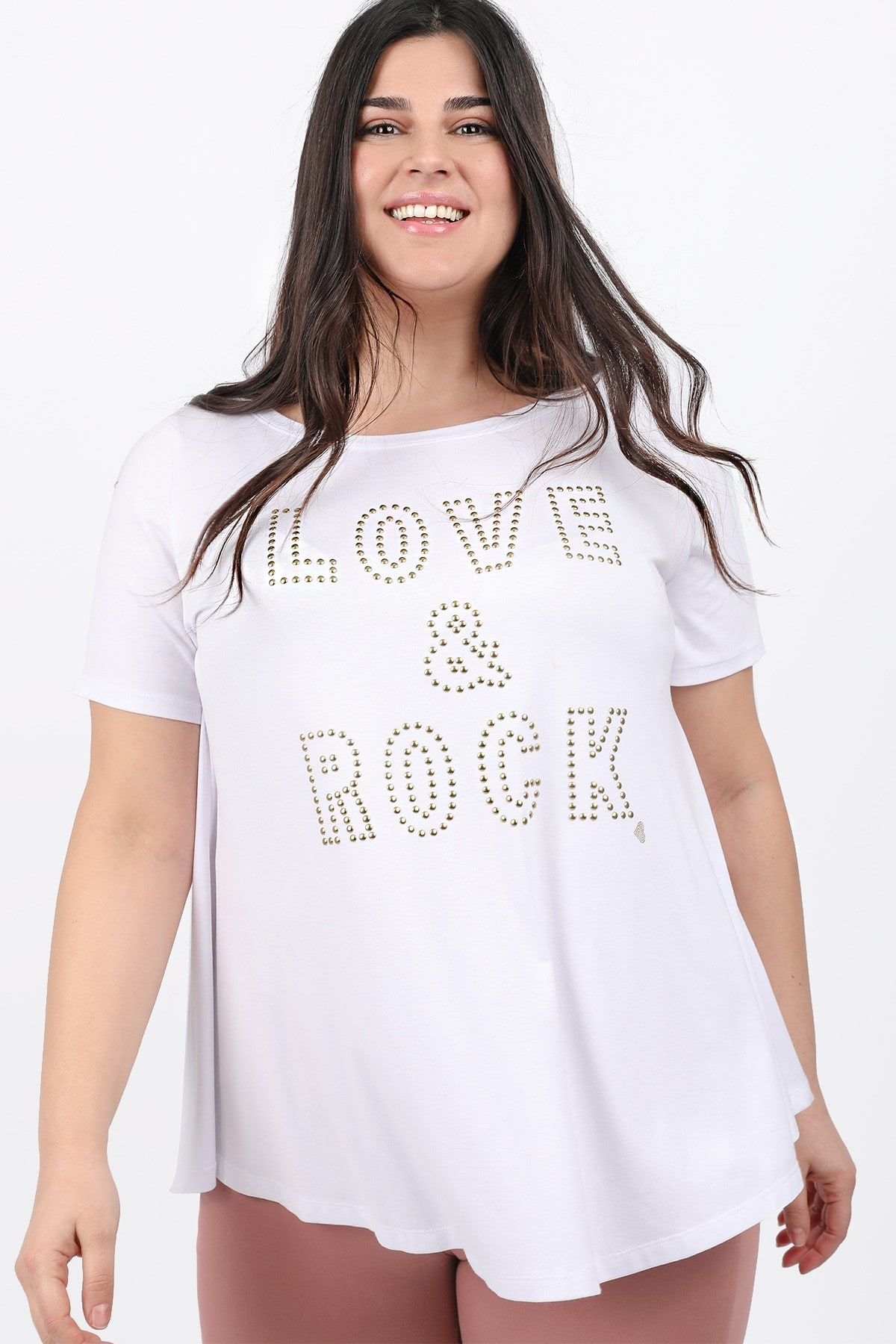 T-shirt LOVE AND ROCK