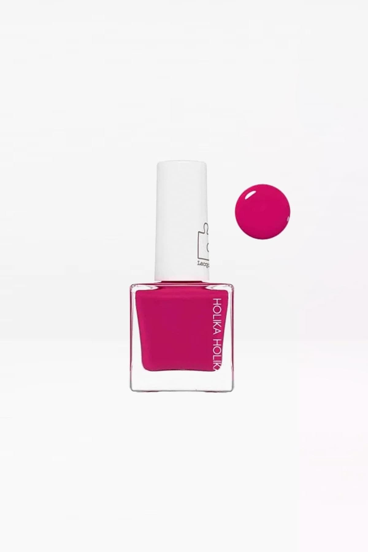 Piece Matching Nails Lacquer Cranberry Smoothie 10ml