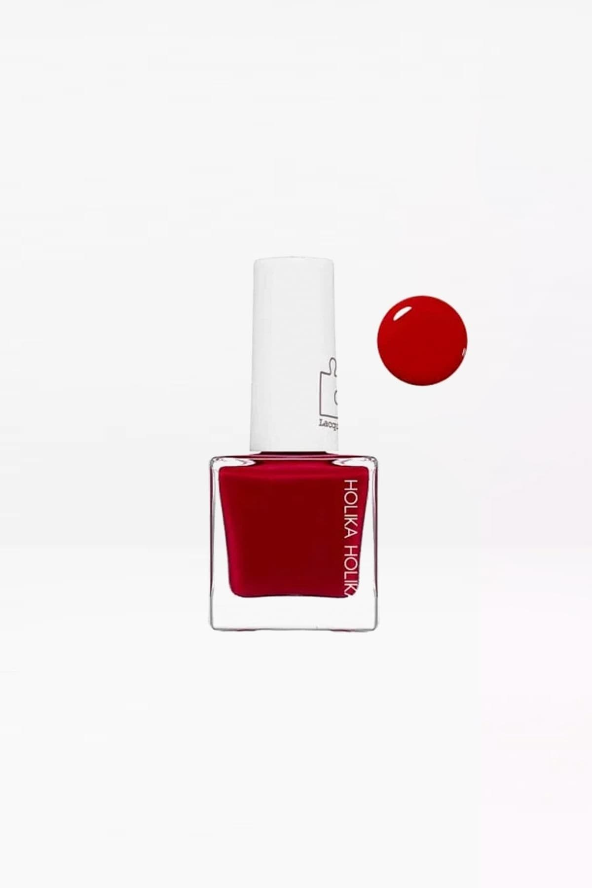 Piece Matching Nails Lacquer Red Lipstick 10ml
