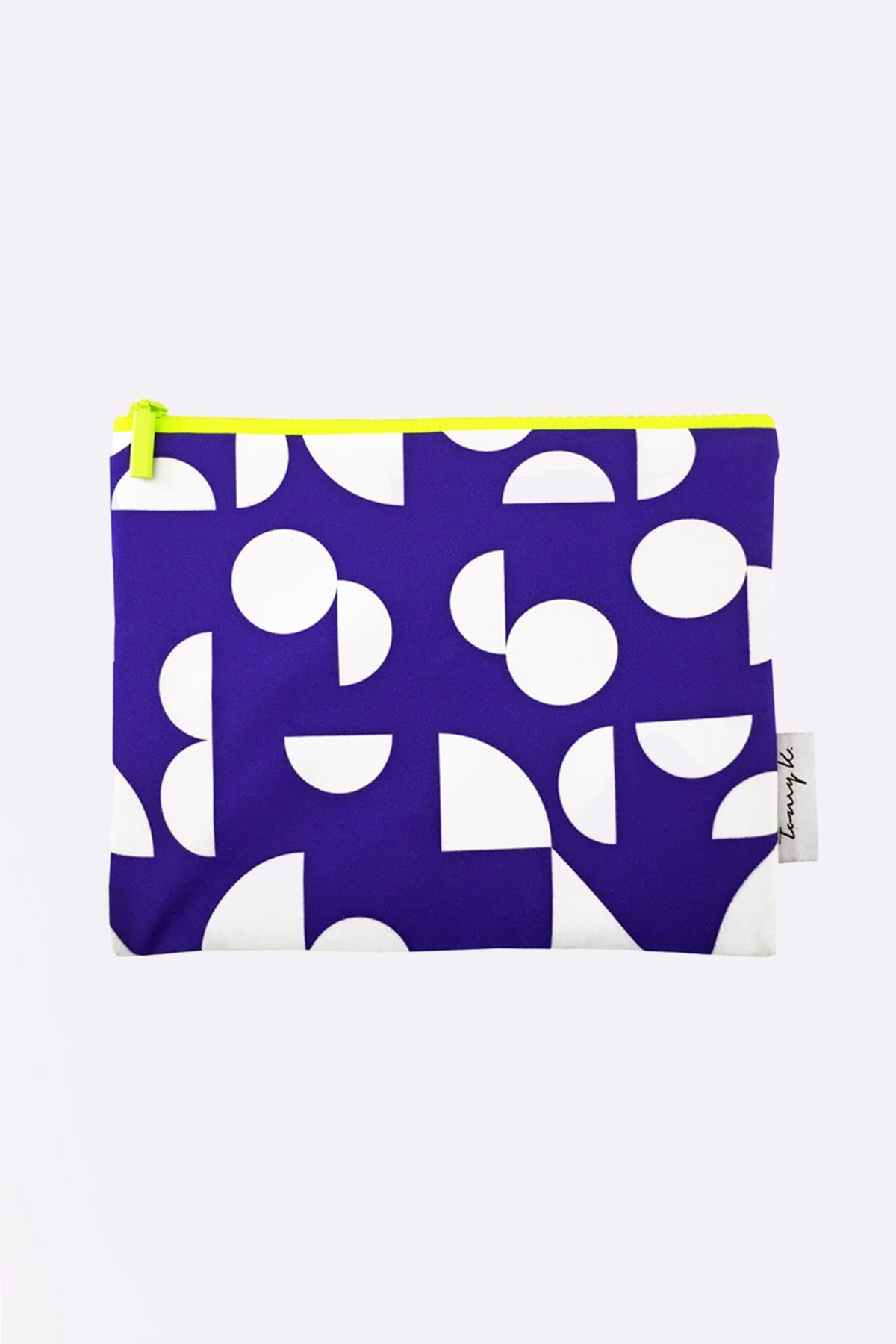 ARMONIA Blue pouch  i-pad case by Tomy K