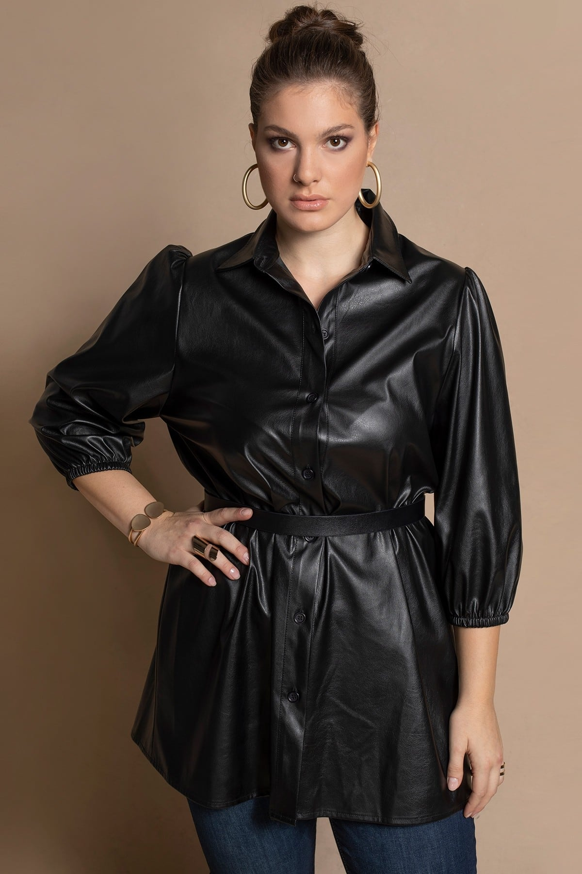 Leather we