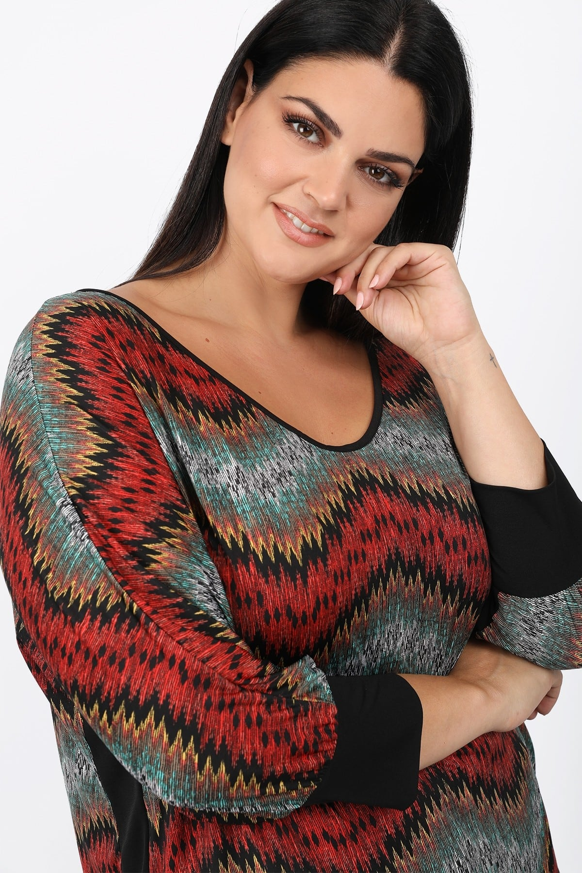 Blouse in