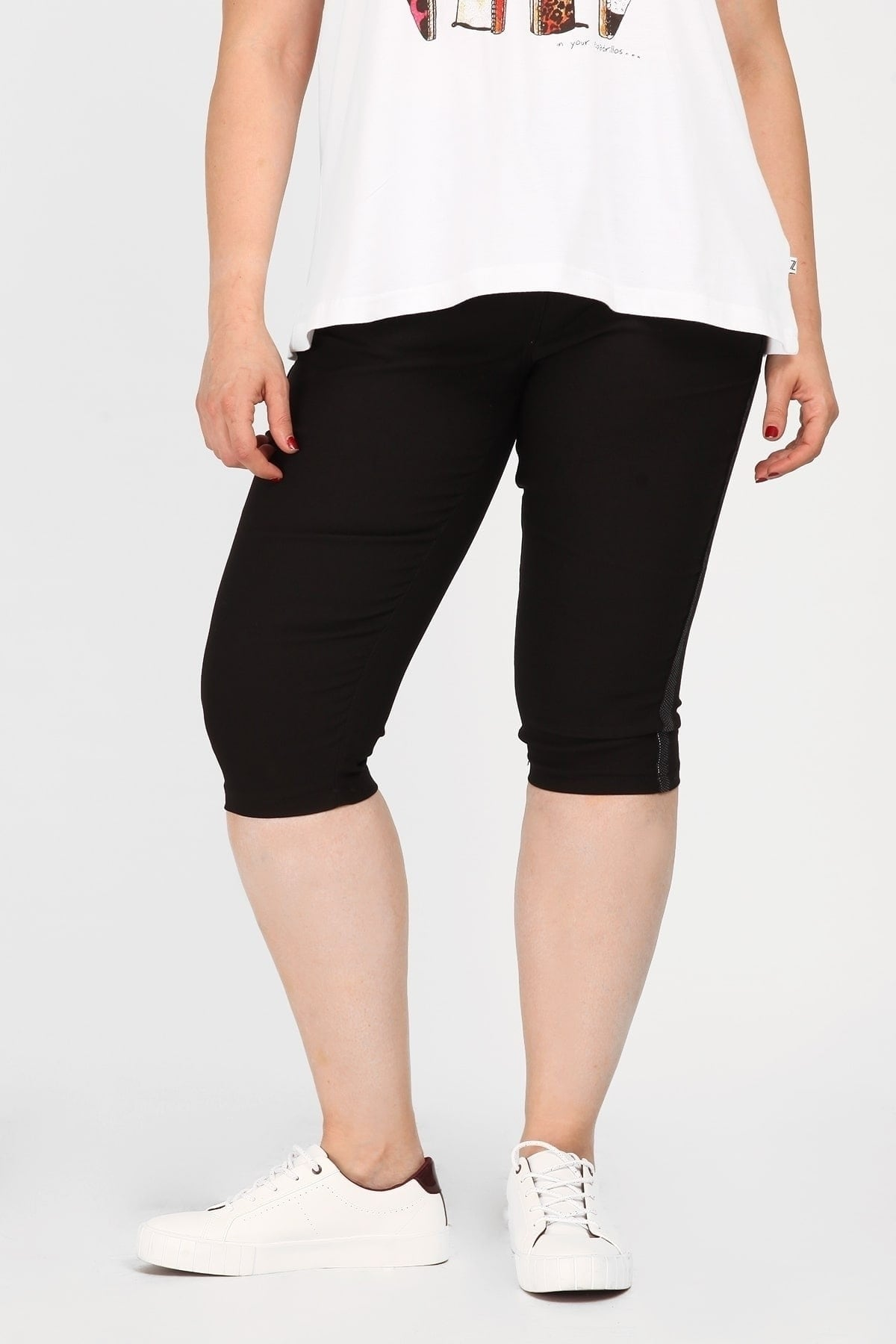 Jeggings bermuda