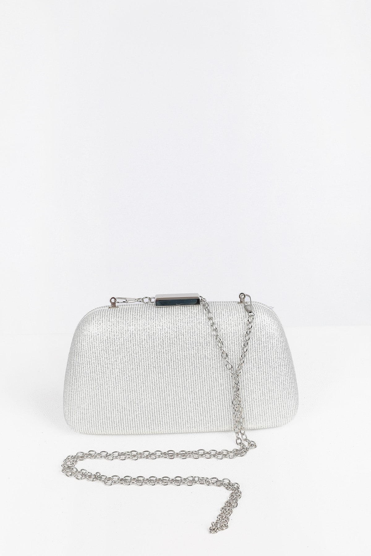 Evening clutch with strass