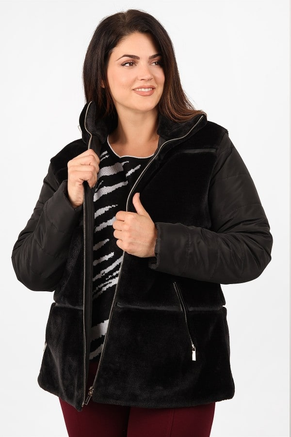 Puffer padded jacket