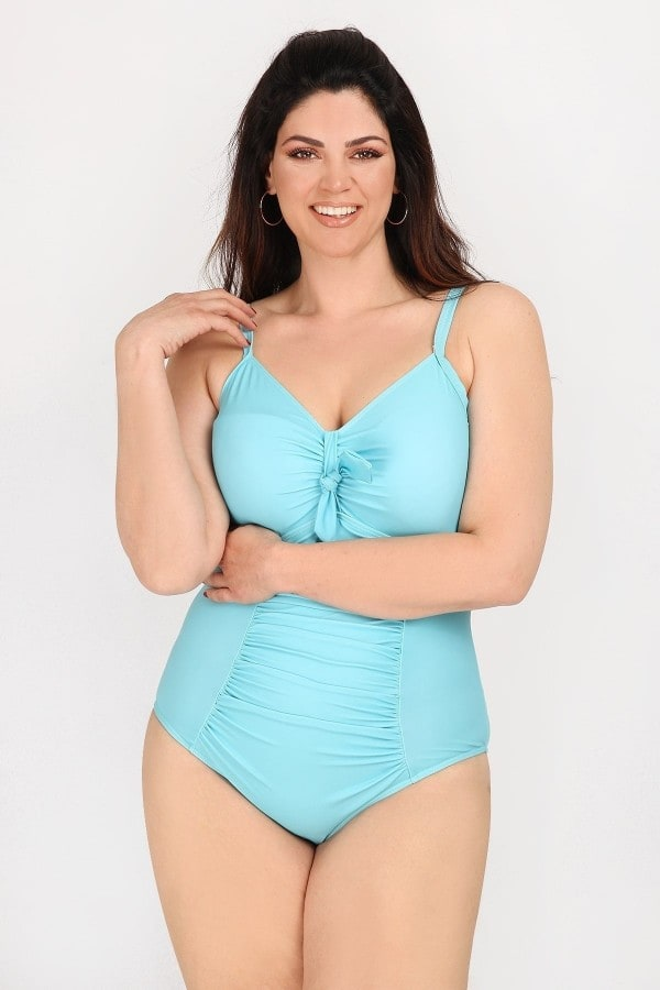 Swimsuit with bow
